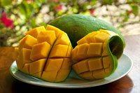 В чём прелесть зелёного манго?