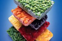 Как заморозить фрукты и овощи на зиму