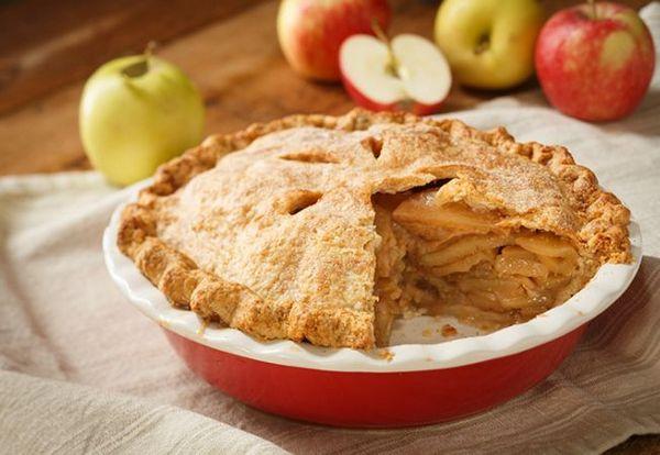 Как приготовить идеальный яблочный пирог